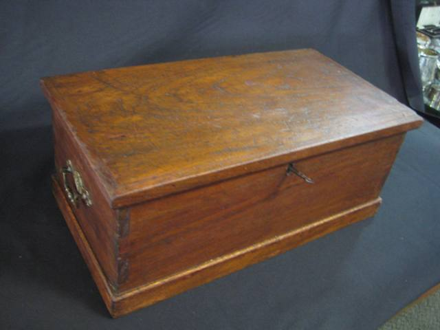 Cedar Miniature Trunk   SOLD
